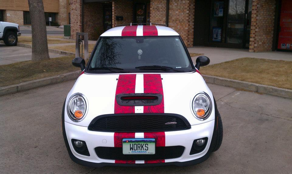 Cool Teen Car Wraps
