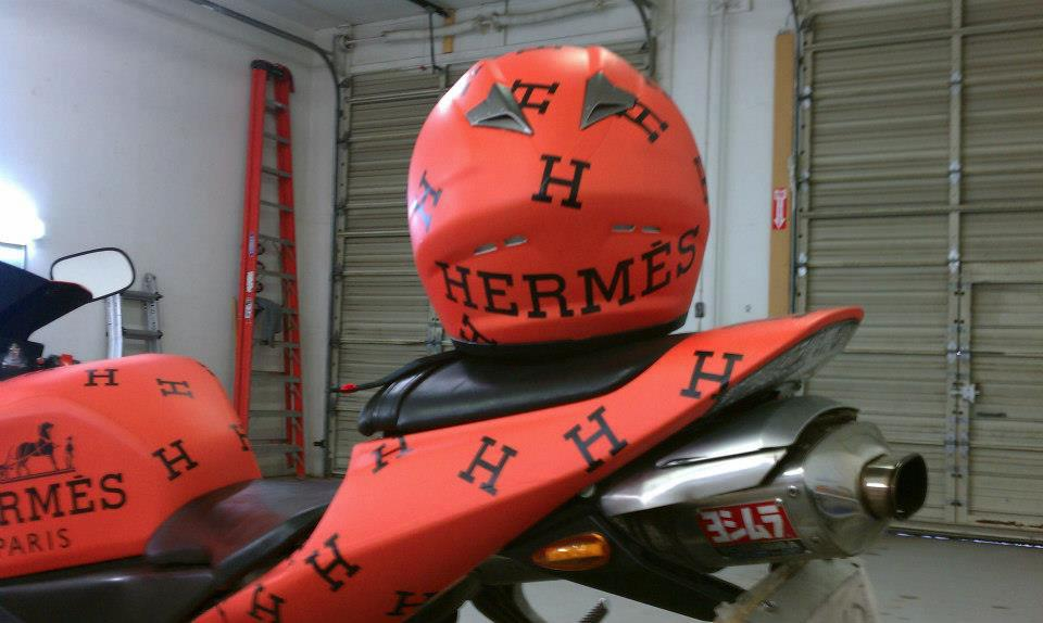 Choose The Correct Motorcycle Helmet Big Dog Vehicle Wraps - Vinyl graphics for motorcycles