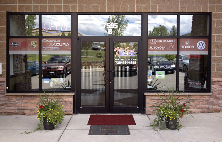 window graphics by Big Dog Graphics in Colorado