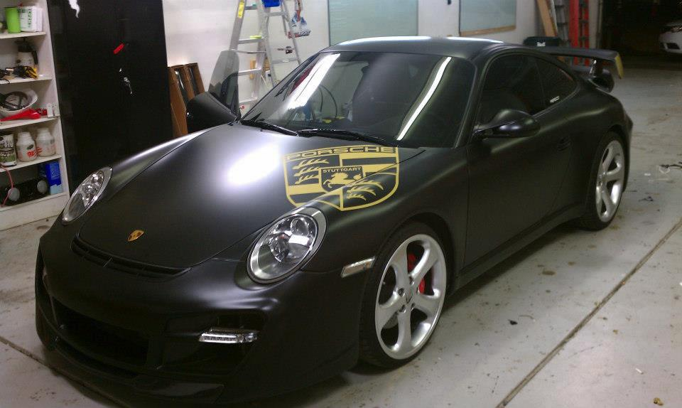 Cast Vinyl The Best Way To Go For Your Car Wrap Big Dog