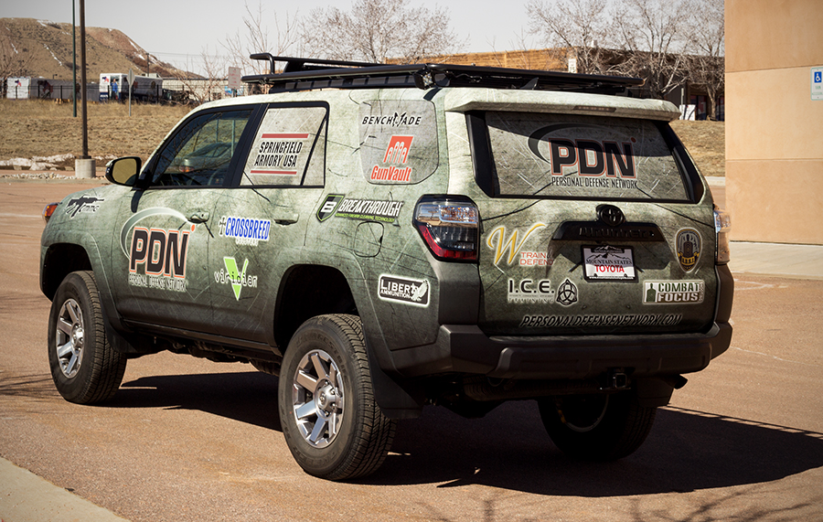 premium vehicle wraps in Denver