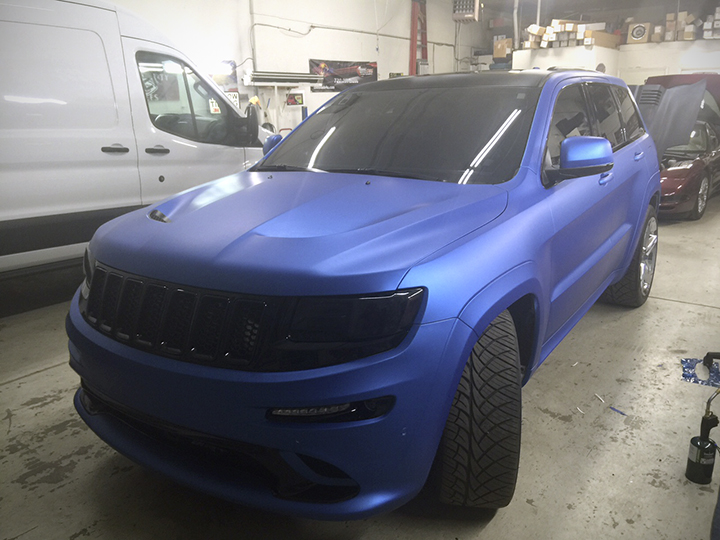 wraps for all kinds of vehicles in Denver