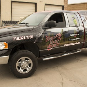 pro vehicle wraps in Dnever