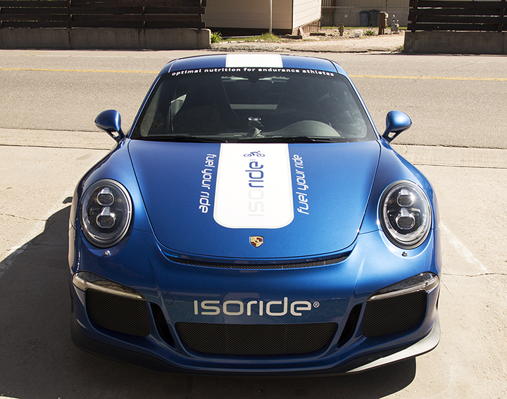 car wraps advertising Colorado