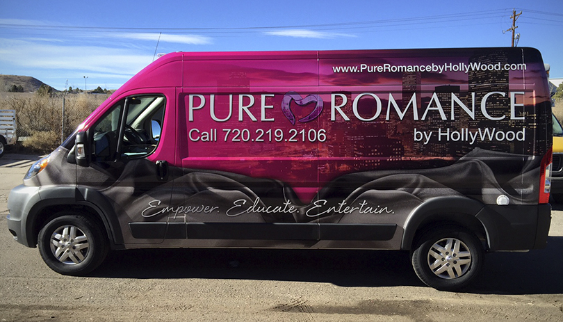 best vehicle wraps in Colorado