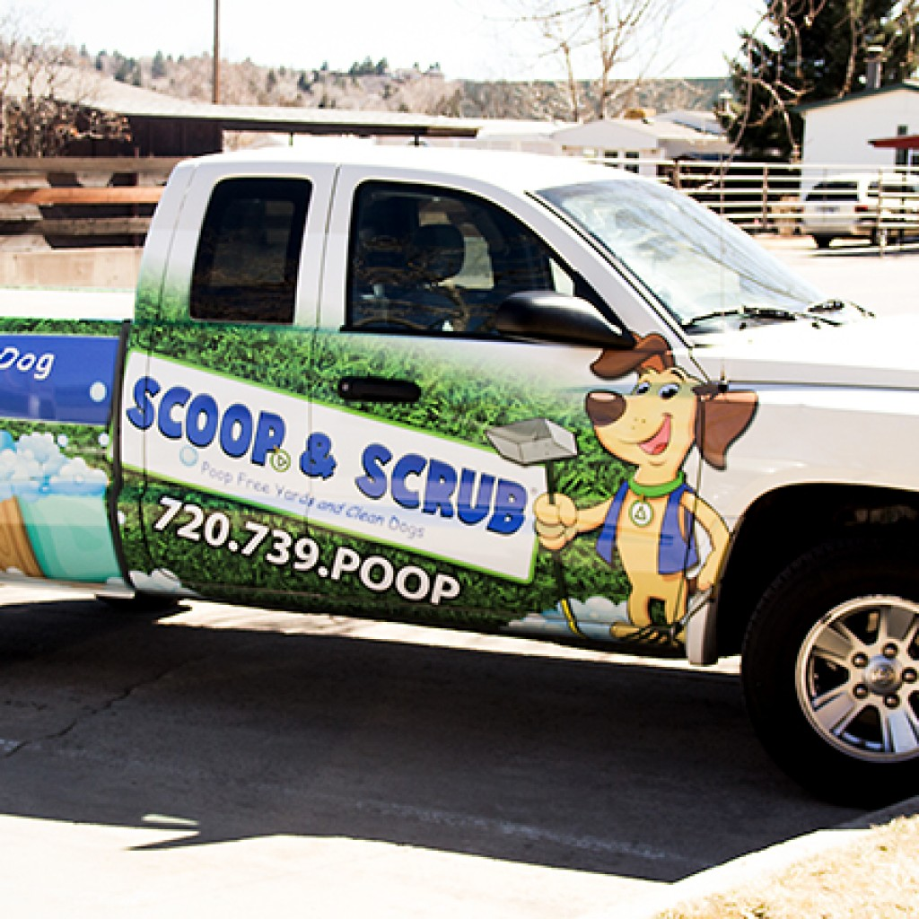 choose the right font for your vehicle graphics