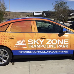 Marketing your brand with car wraps