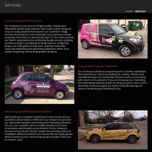 more than just custom vehicle wraps