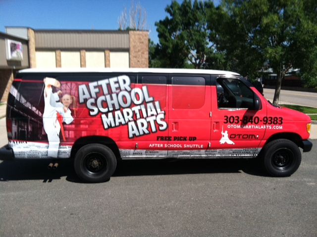 best car wrap advertising