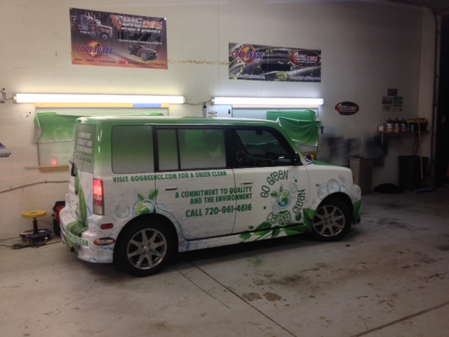 pre-installation information for vehicle graphics