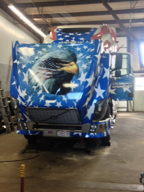 Premium Vehicle Wraps From Big Dog Big Dog Vehicle Wraps