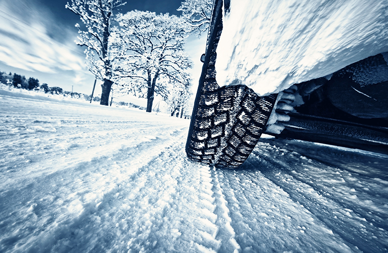 winter vehicle care
